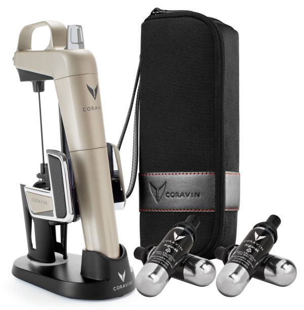 Coravin Wijnsysteem Model Two Elite Pro - Goud