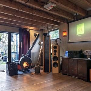 Karakteristieke gemeubileerde studio in Eindhoven