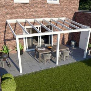 Greenline veranda 500x330 cm - Glasdak