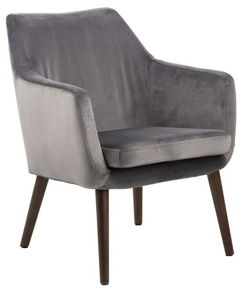 Relaxstoel Nara grijs