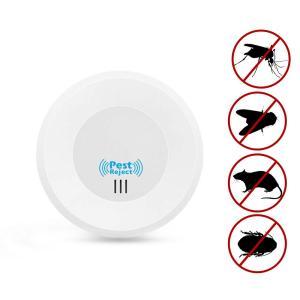 Home Binnen Elektronische Plug in Ultrasoon Ongedierte Bestrijding Muggen Muizen Ongediertebestrijding s