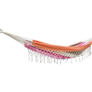 'Grenada' Lychee Eénpersoons Hangmat - Roze - 123 Hammock