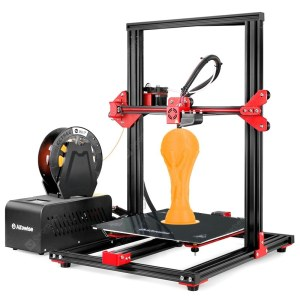 Alfawise U20 Large Scale 2.8 inch Touch Screen DIY FDM 3D Printer - US