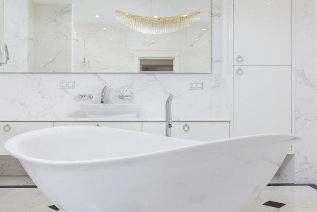badkamerspiegel met verwarming