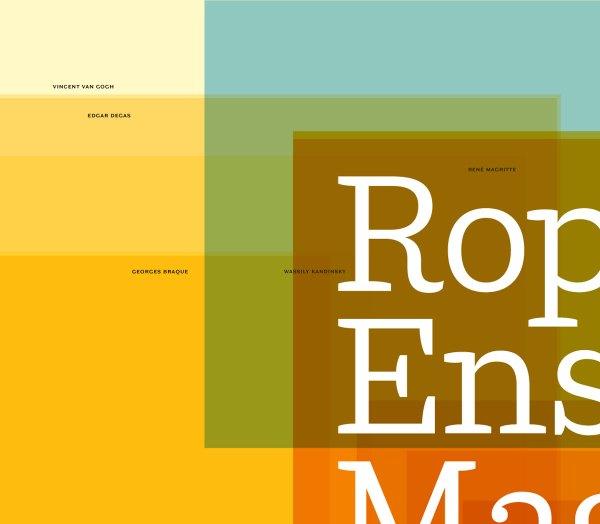 Rops, Ensor, Magritte