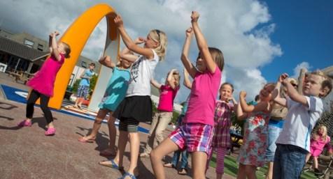 Animatie De Krim - Huisje huren op Texel - Strandloper