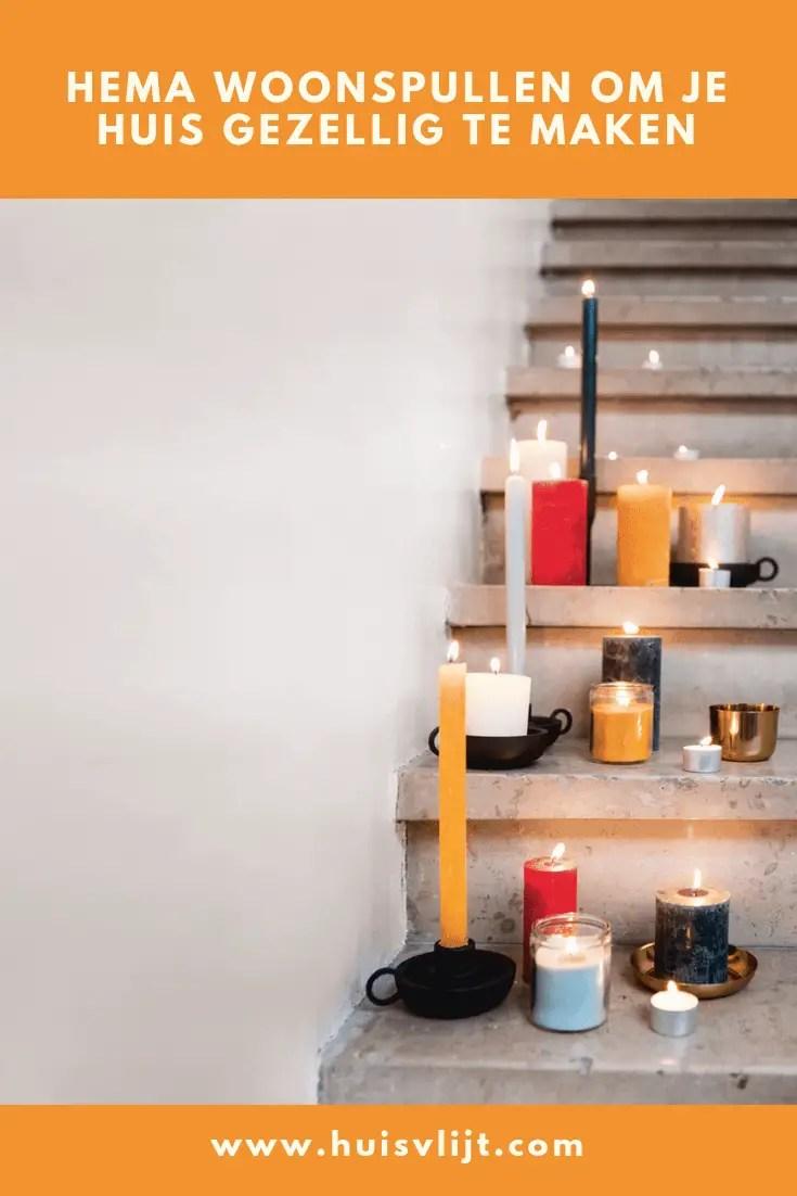 Hema woonspullen om je huis gezellig te maken