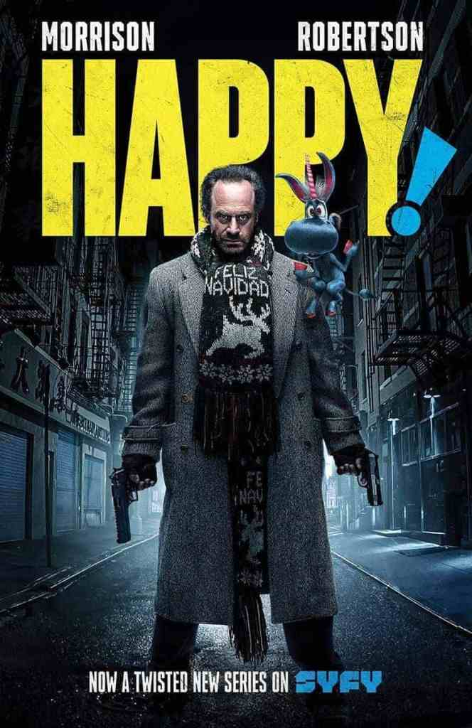 serie happy op Netflix