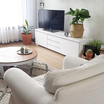 zithoek woonkamer