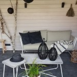 huizedop tuin veranda