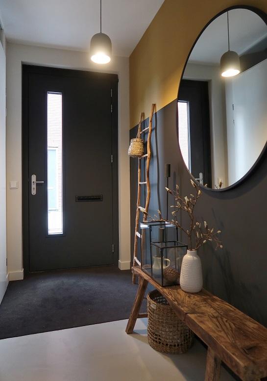 De Make Over Van Onze Hal En Toilet Met Verf Van Farrow
