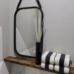 zwarte spiegel toilet