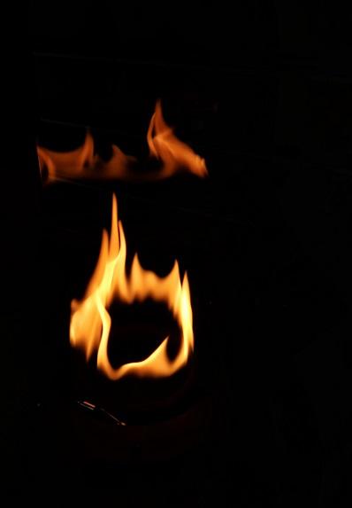 vuur vlam