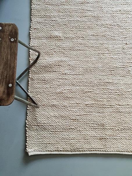 vloerkleed riviera maison beige