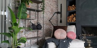 vakkenkast brickwall uptown sofa