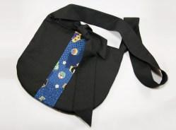 Nouveauté : Le sac Hukkaido noir et bleu