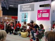 Compétition de tricot