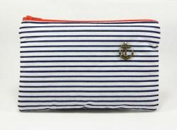 Pochette marinière – In the Navy