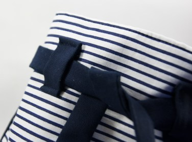Sac Bourse marinière – In the Navy