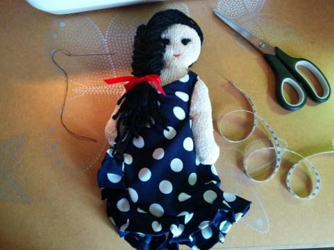 Lola, ma première Poupée Frimousse pour l'UNICEF