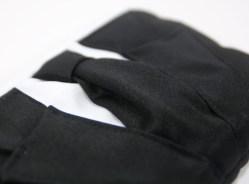 Pochette smoking cravate