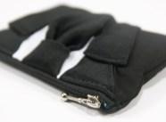 Porte-monnaie smoking cravate
