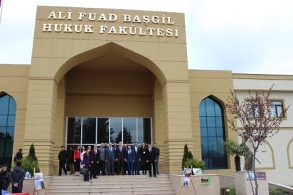 Ali Fuat Başgil Hukuk Fakültesi