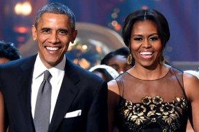Harvard Hukuk mezunları Barack ve Michelle Obama