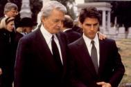 Hal Holbrook ve Tom Cruise,