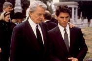 Hal Holbrook ve Tom Cruise,