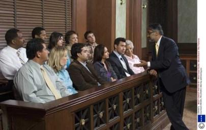 Masumiyetin Bedeli (Trial by Jury)