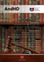 Anadolu Üniversitesi Hukuk Fakültesi Dergisi