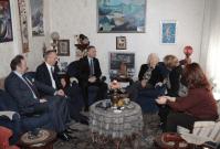 İstanbul Barosu Yönetim Kurulu Üyeleri ile