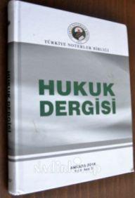 Türkiye Noterler Birliği Hukuk Dergisi