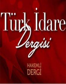 Türk İdare Dergisi