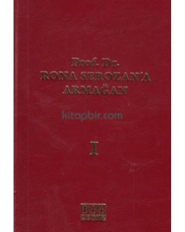 Rona Serozan'a Armağan (2 Cilt)