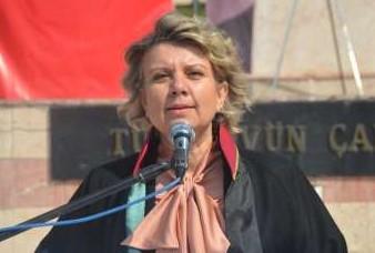 Avukat Halime Aynur