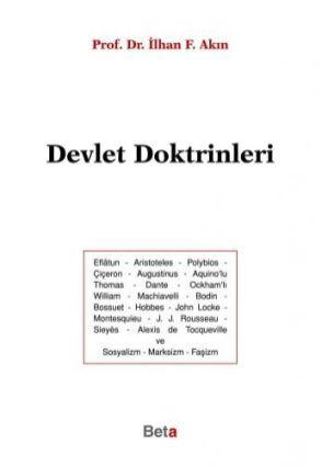 Devlet Doktrinleri - Prof. Dr. İlhan Akın