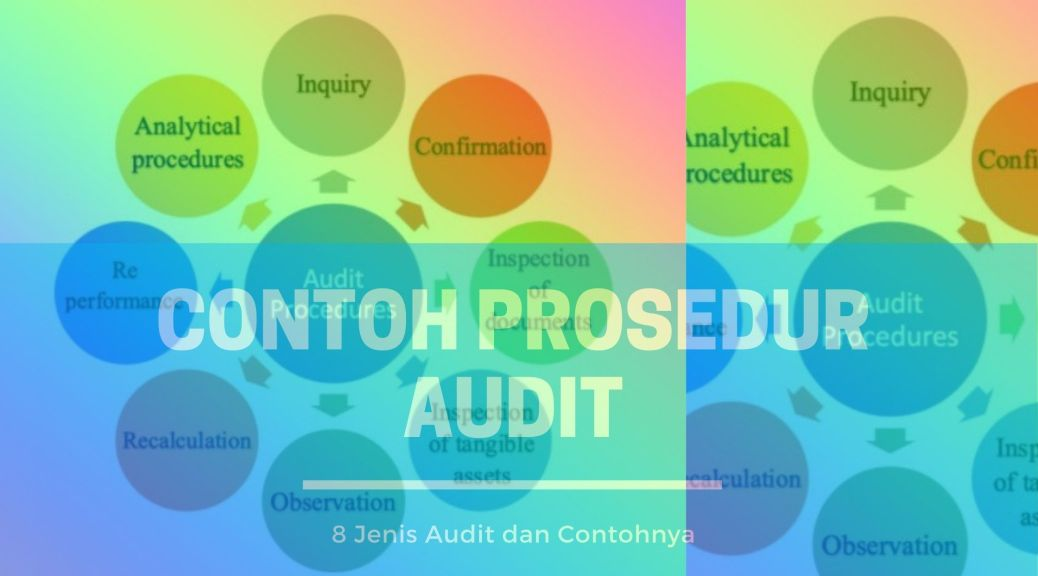 contoh prosedur audit
