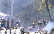 क्युबामा विमान दुर्घटना, सयभन्दा बढीको मृत्यु, ३ को जीवित उद्दार