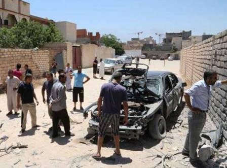लिबियामा सत्ता घटककै दुई समूहबीच झडप, २७ जना मारिए