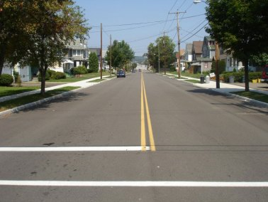 Town of Union Street Reconstruction - Civil Engineering