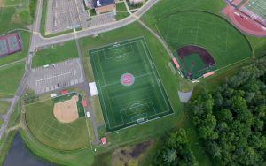 aerial view sports fields - aerial-view-sports-fields
