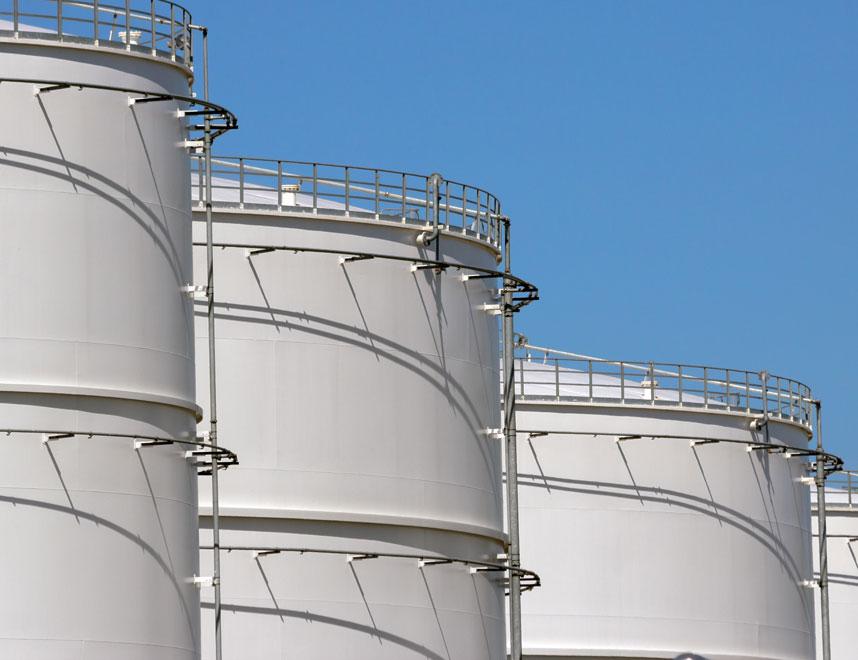 Bulk Storage Tanks - Environmental Engineering