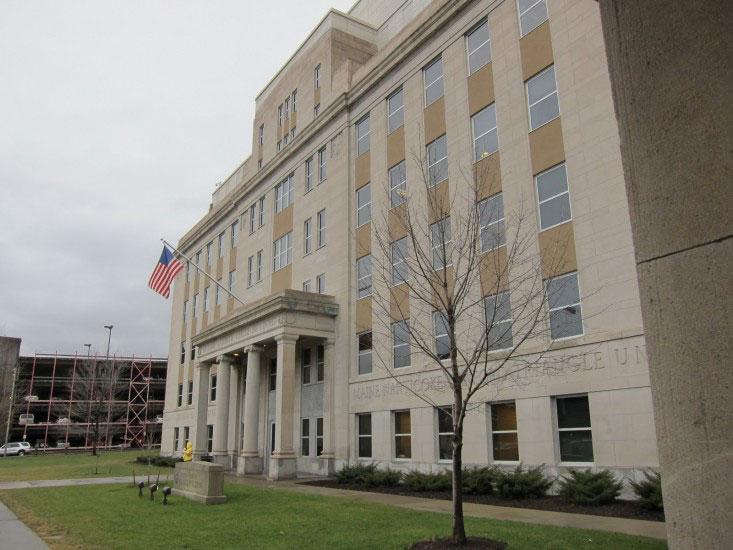 George Harvey Justice Building - Civil Engineering