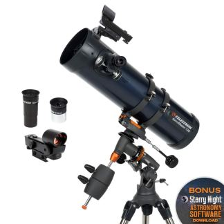 Celestron Astromaster 130EQ 130 EQ Reflector Telescope Buy Online India