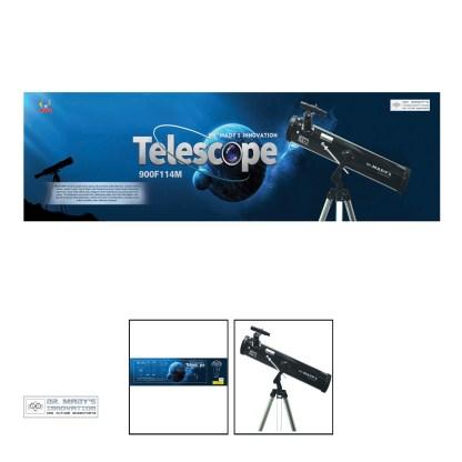 Dr Mady 114 AZ 114mm Reflector Telescope Buy Online India