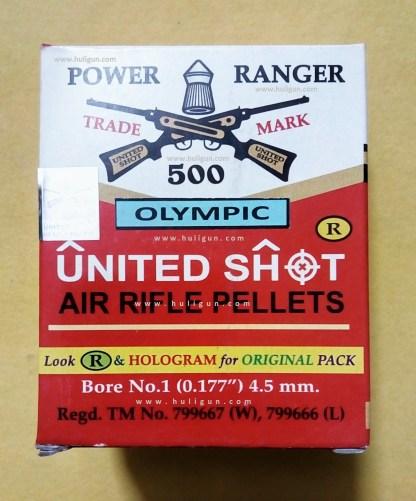 Power Ranger Round Head Air Gun Pellets Buy Online India