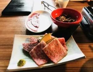 焼肉-カルビ-ロース