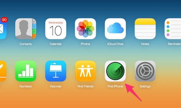 Remove iPhone, iPad, iMac or MacBook from iCloud account